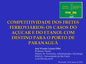 José Vicente Caixeta Filho