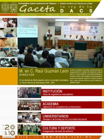 Programas de calidad - Universidad Juárez Autónoma de Tabasco