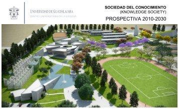 Sociedad del Conocimiento - Inicio - Universidad de Guadalajara