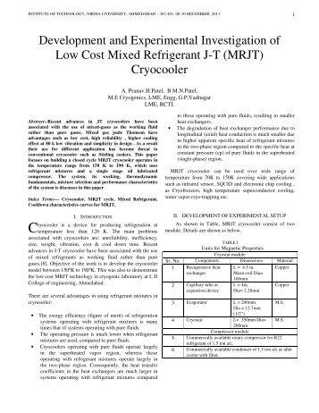 (MRJT) Cryocooler - Nuicone.org