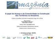 Vila dos Crentes - Geoma - LNCC