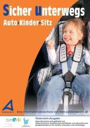 Sicher unterwegs (Auto - Kinder - Sitz) - Easy Drivers