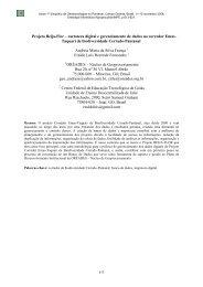 Projeto Beija-Flor – cartoteca digital e ... - mtc-m17:80 - Inpe
