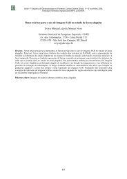 Bases teóricas para o uso de imagens SAR no ... - mtc-m17:80 - Inpe
