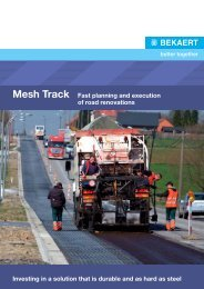 Mesh Track Fast planning and execution of road ... - BOSFA