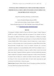 estudo das trocas horizontais e verticais de ... - mtc-m17:80 - Inpe