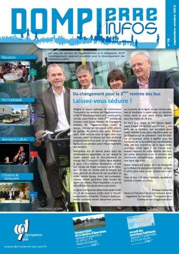 Septembre / octobre 2012 - Dompierre-sur-Yon