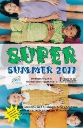 super - Gifted Education Resource Institute - Purdue University