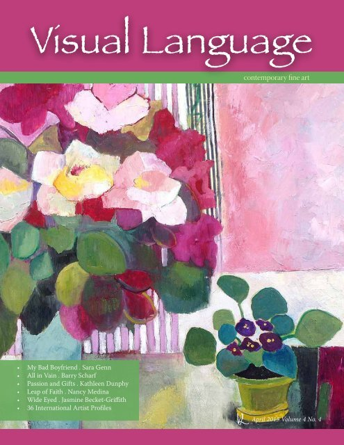 Visual Language Magazine Vol 4 No 4