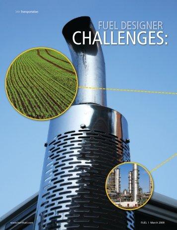 Cleaner-Burning Fuels - Reaction Design