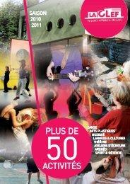 PLUS DE ACTIVITÉS - Saint Germain-en-Laye