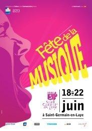 Téléchargez le programme en PDF - Saint Germain-en-Laye