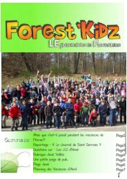 Forest'Kidz N°2 - Saint Germain-en-Laye