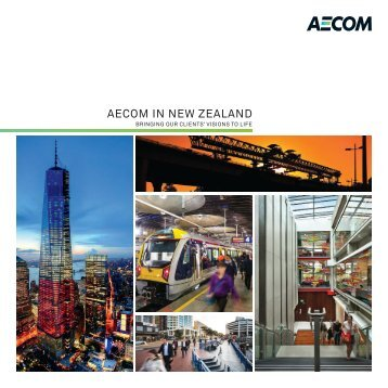 AECOM IN NEW ZEALAND