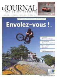 Envolez-vous - Saint Germain-en-Laye