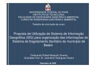 Apresentação SITEC 2010 Sanitaria - Semana do Instituto de ...