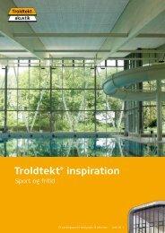 Troldtekt® inspiration - Tepo AS