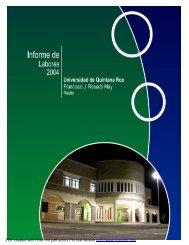 2004 - Sistema Institucional de Gestión de la Calidad - Universidad ...
