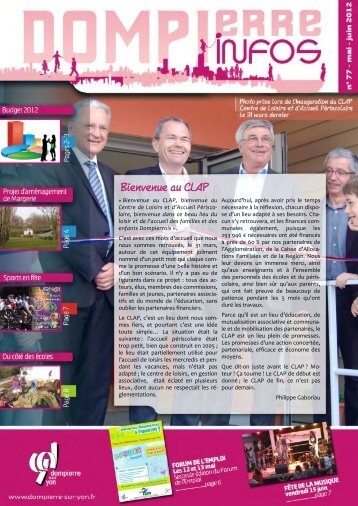 Mai / juin 2012 - Dompierre-sur-Yon