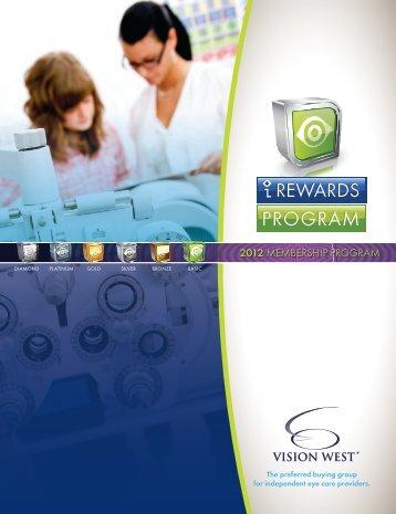 2012 membership program - Vision West