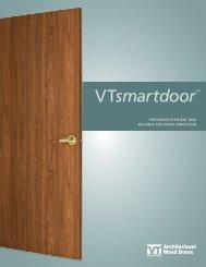 VTsmartdoor™ for Fire Door Inspections