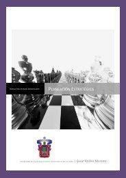 Planeación Estratégica - Centro Universitario de los Valles