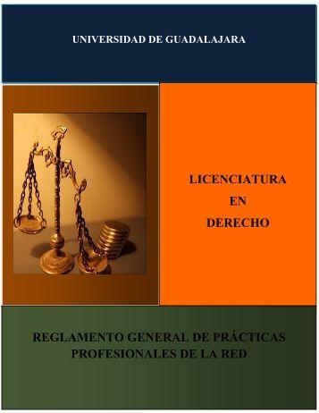 Reglamento - Centro Universitario de los Valles - Universidad de ...