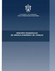 Descargar en PDF el documento de los principios pedagógicos del ...