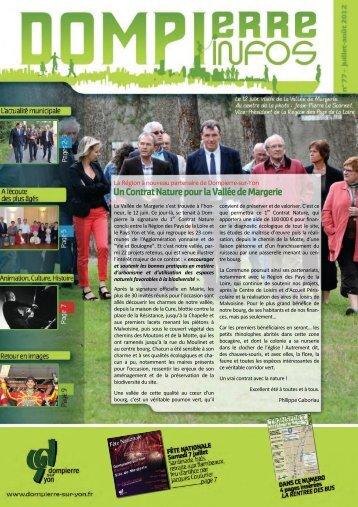 Juillet / août 2012 - Dompierre-sur-Yon
