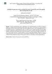 Avaliação dos processos erosivos na bacia do ... - mtc-m17:80 - Inpe