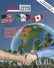 August 2011 - Valley Business Report