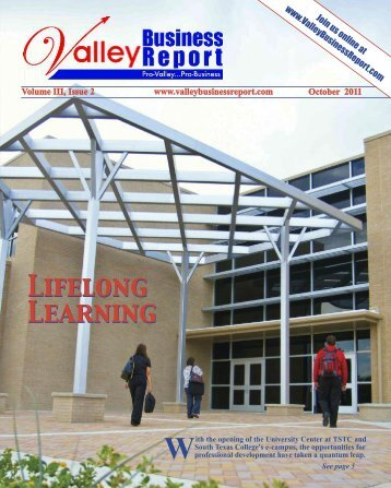 October 2011 - Valley Business Report