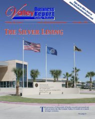 November 2011 - Valley Business Report