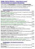 STANDARD-SPEISEKARTE / Menù regolare - Bio-Hostaria RÒ E BUNÌ - Seite 3