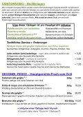 STANDARD-SPEISEKARTE / Menù regolare - Bio-Hostaria RÒ E BUNÌ - Seite 5