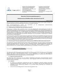 Merkblatt zur Pension & Garantie Zukunftsvorsorge - FinanceLife ...