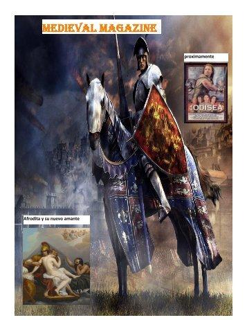 Medieval magazine