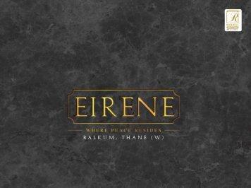 Eirene, Thane