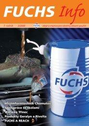 Podzim 2008 - Fuchs-oil.cz