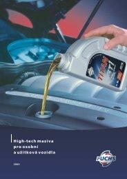 Katalog AUTOMOTIVE - Fuchs-oil.cz