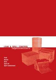 LEAK & SPILL CONTROL