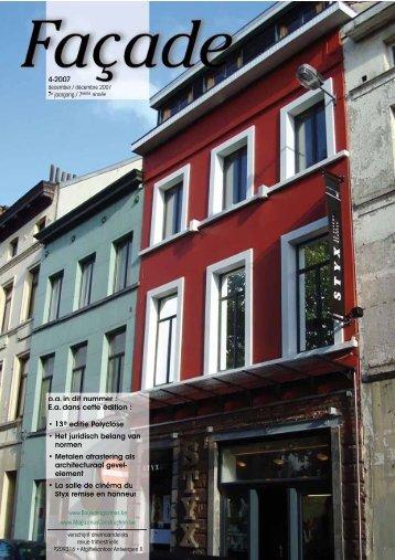 Façade System - Magazines Construction