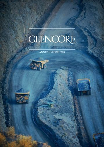 GLEN-2014-Annual-Report