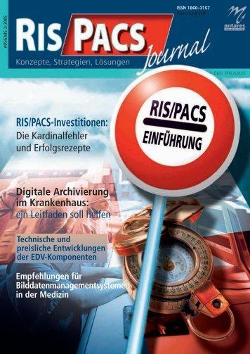 RIS/PACS-Investitionen: - Medizin-EDV