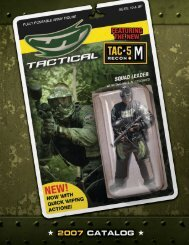 The JT® Tactical - Claymore Paintball