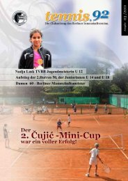 PDF | 03/11 | 3 MB - Berliner Sport-Verein 1892 eV