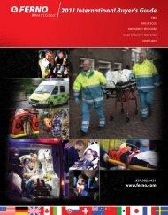 FERNO 2011 International Buyer's Guide