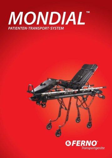 PATIENTEN-TRANSPORT-SYSTEM - Ferno