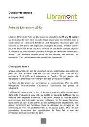 Championnat européen de bûcheronnage - La Foire de Libramont