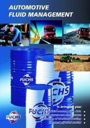 AUTOMOTIVE FLUID MANAGEMENT - Fuchs-oil.cz